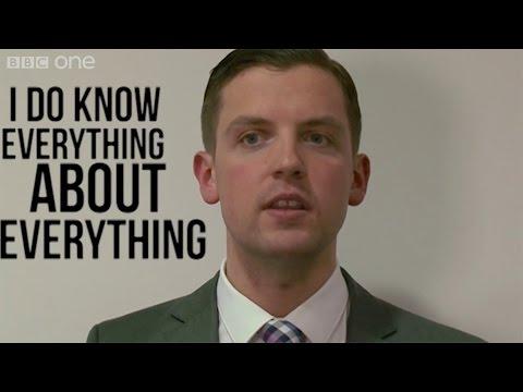 Scott McCulloch audition - The Apprentice 2014 - Series 10 - BBC One