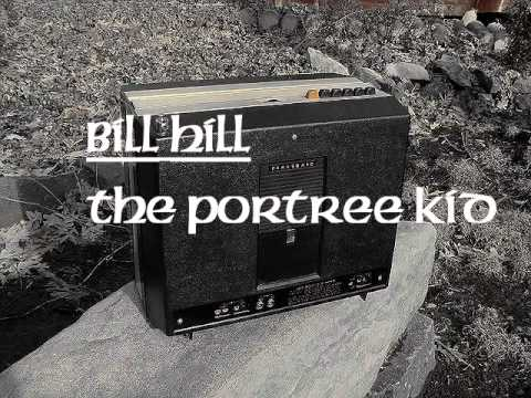Bill Hill : The Portree Kid