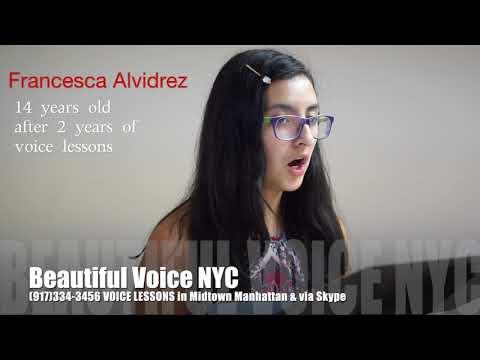 Vocal Coach, Singing Teacher, Voice Lessons, Manhattan, NYC
