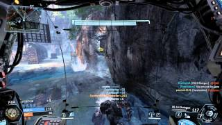 Titanfall Pro Gameplay 25 Kills Streak