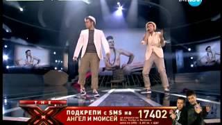 Ангел и Моисей - ЧЕРНО МОРЕ (Official Video) БЪЛГАРИЯ(, 2012-06-03T07:03:45.000Z)