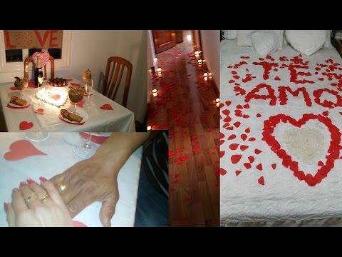 Ideas para sorprender a tu pareja aniversario cena - Detalles para cena romantica ...