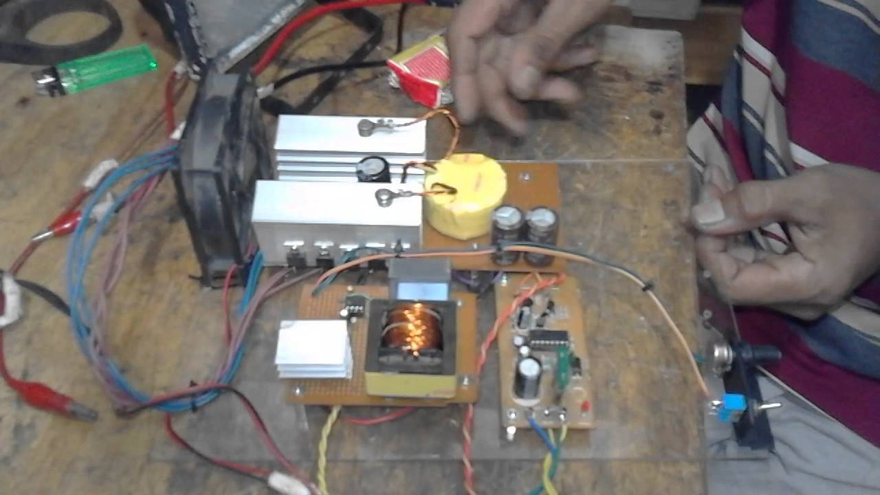 Strum Ikan Elektronik