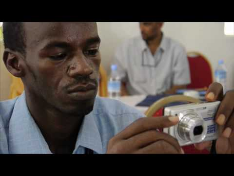Somali journalists attend UNICEF-supported workshop to focus on humanitarian reporting