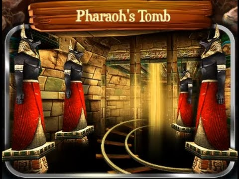 Rail Rush – #9 Pharaoh's Tomb (Track Guide)