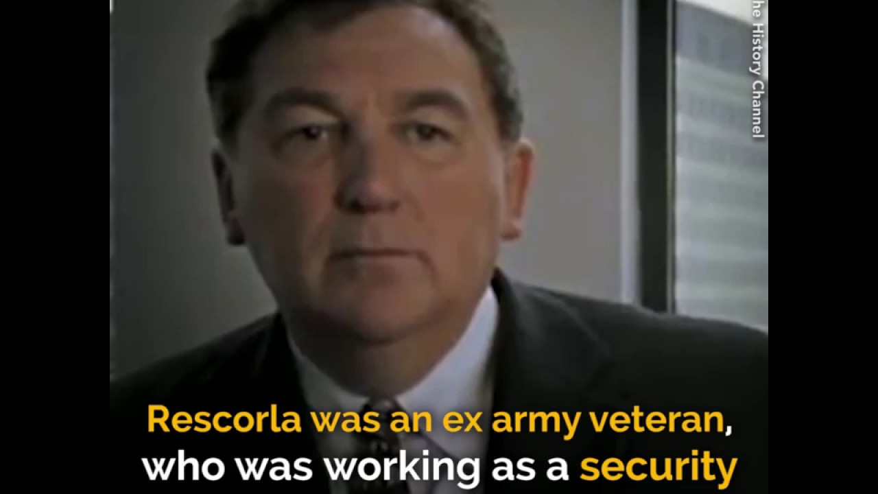 The Unsung Hero Of 9 11 Rick Rescorla Youtube