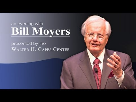 An Evening with Bill Moyers - Martin E. Marty Lecture on Religion in American Life