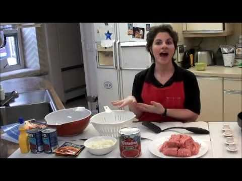 Diabetic Lunch Recipe or Diabetic Dinner Recipe: Low-Carb Chili