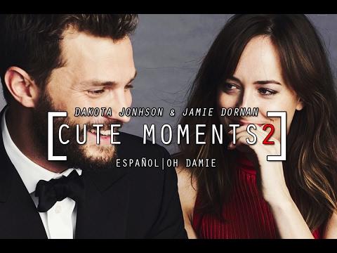 Dakota Johnson & Jamie Dornan Cute Moments (Subtitulado) PART 2