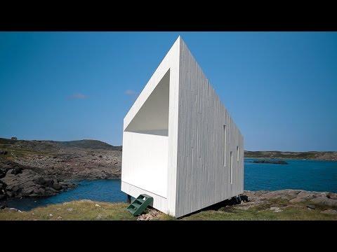 Fogo Island, Canada: Part 2 - Architecture