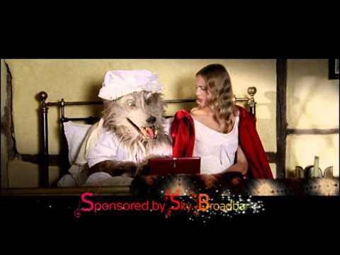 Sky Broadband - Little Red Riding Hood Ident - Fixed Expression