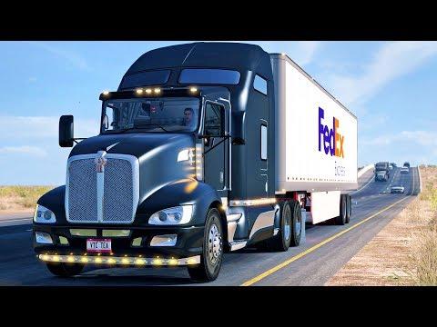 Tableware To Tulsa | American Truck Simulator