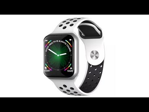 Самые лучшие смарт часы F8 с AliExpress 2019 // Smart Watch F8 // Распаковка посылок с Алиэкспресс