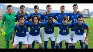 Highlights Under 17: Italia-Armenia 3-0 (30 ottobre 2018)
