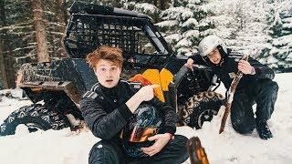Im Schnee steckengeblieben! - Alles geht schief mit dem Team Spielkind Bewerber