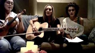 """Out of the Woods"" Cover Nickel Creek"