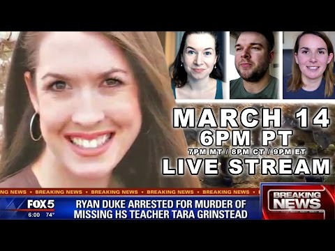 Up and Vanished: The Disappearance of Tara Grinstead || LIVE DISCUSSION