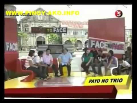 Pinoy Barkada TV  Face To Face October 7, 2011 Part 4