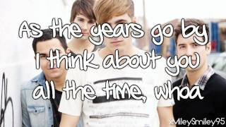Big Time Rush - Paralyzed (with lyrics)