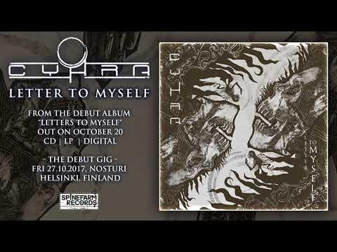 Cyhra - Letter to Myself slate video
