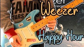 Weezer - Happy Hour Guitar Cover 1080P