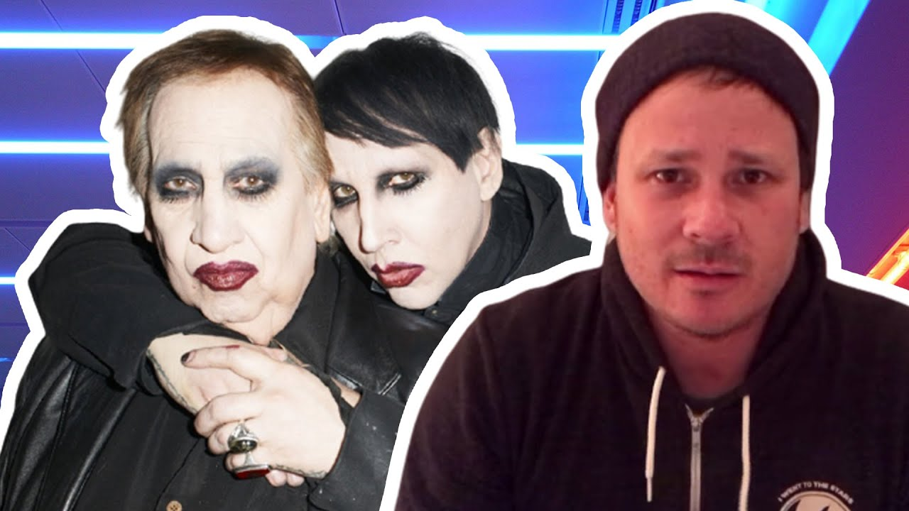 Marilyn Manson On Losing His Father, Tom DeLonge Says Aliens Visited Jesus