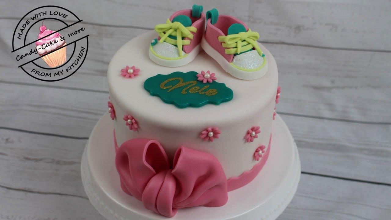 BabyShower Cake I BabyTorte I Motivtorte I Tutorial  YouTube