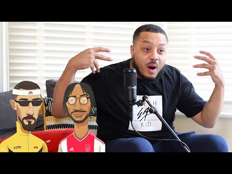 Troopz - Everything Arsenal, Living Through a Hurricane & Being in FIFA20 ||| Poet & Vuj Podcast