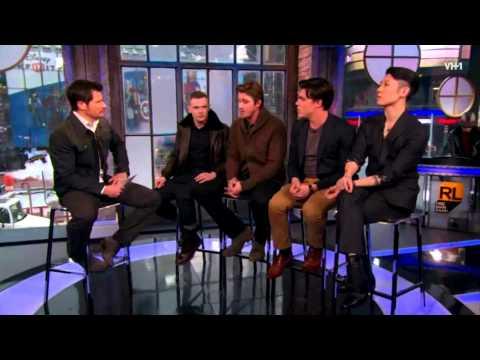 vh1 unbroken cast  : MIYAVI, Jack O'Connel, Finn Wittrock & Garrett Hedlund 02122014