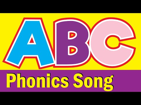 Phonics Song   Alphabet Song   Alphabet Phonics   Songs For Children   Fun Kids English