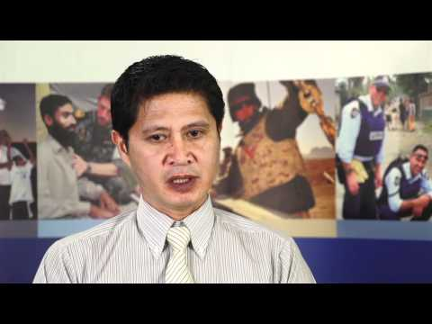 Zainudin S. Malang - Monitoring peace in Mindanao: The power of information