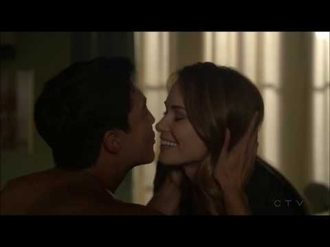 Criminal Minds: Daniel Henney & Kelly Frye As Matt & Kristy Simmons (13.03)