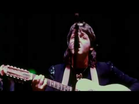 Paul McCartney And Wings  -Blue Bird - Listen To What The Man Says Live 1976