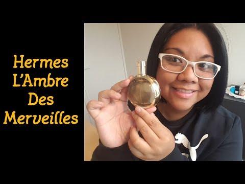 Hermes L'Ambre Des Merveilles Perfume Review + Chit Chat