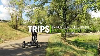 TRIPS : Triporteur électrique professionnel - Châssis