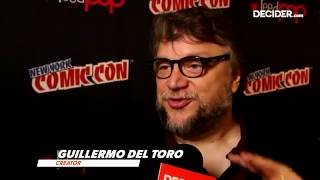 Trollhunters Cast Interview - NYCC 2016