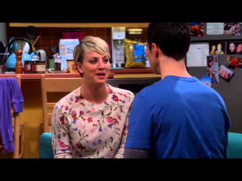 The Big Bang Theory - Penny and Sheldons love experiment S08E16 [1080p]