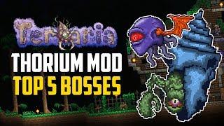 Terraria THORIUM MOD Top 5 Bosses   Expert Mode Tips & Items   PC Mods