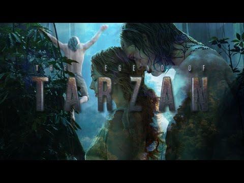 The Legend of Tarzan debut trailer review - Collider