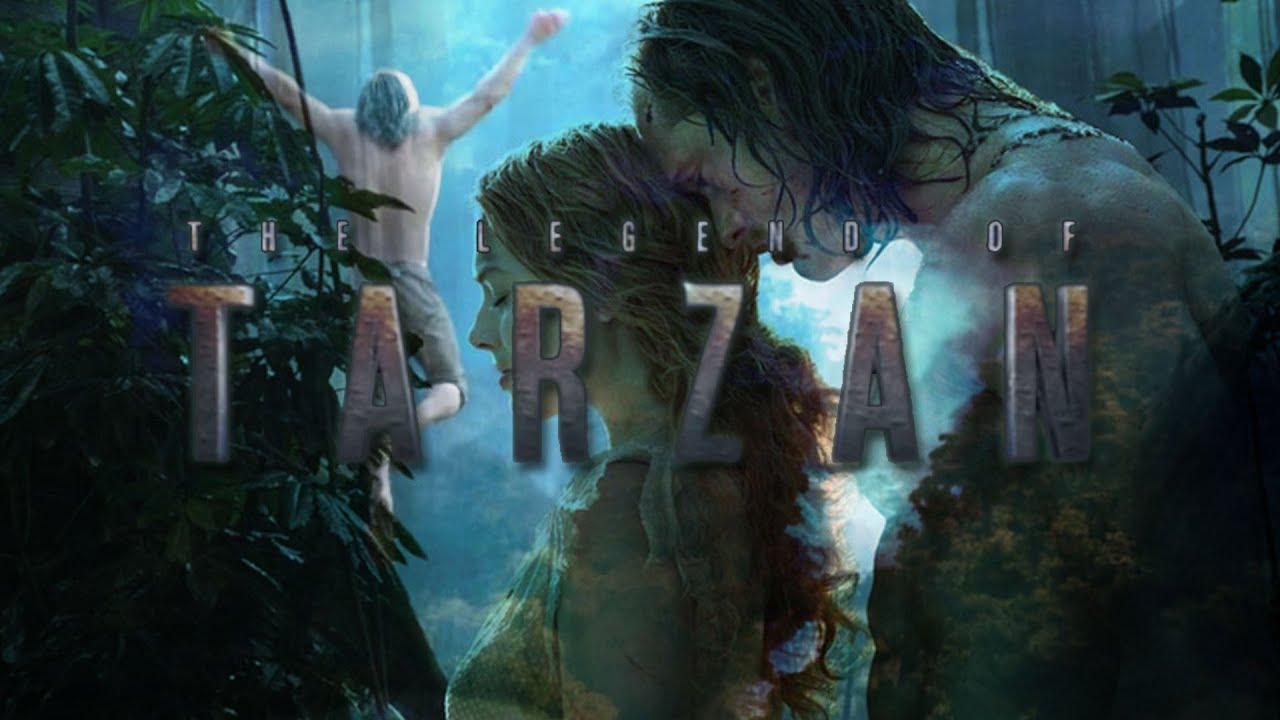 The Legend Of Zelda Hd Wallpaper The Legend Of Tarzan Debut Trailer Review Collider Youtube
