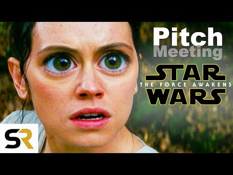 Download Youtube: What Went Wrong At The Star Wars: The Force Awakens Pitch Meeting