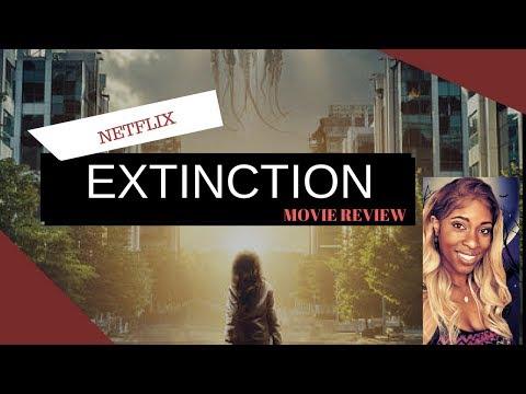 EXTINCTION (Netflix)- Horror Movie Review