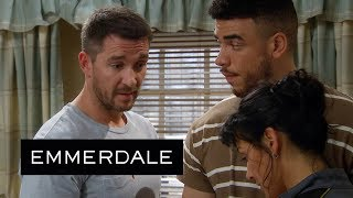 Emmerdale - Pete Is Leaving Emmerdale Unless Moira and Nate Stop Their Affair | PREVIEW