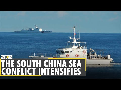 Chinese militia boats 'entering Philippine water' | South Ch
