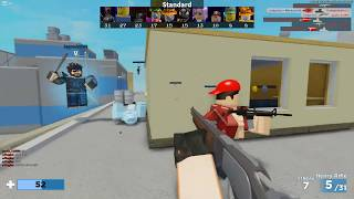 ROBLOX ARSENAL FULL MATCH #38