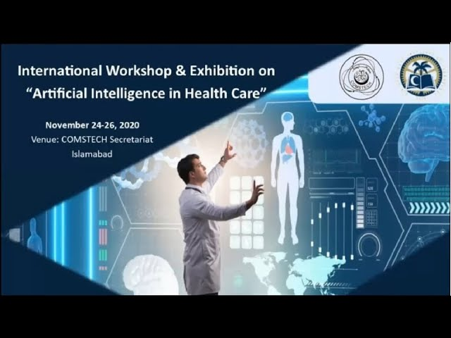 International Workshop and Exhibition on Artificial Intelligence in Health Care, Day 01