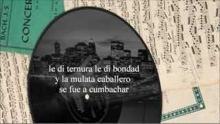 Orquesta Zodiac  El  Adiós  ( Letra )