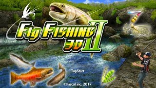 Fly Fishing 3D II Android Gameplay ᴴᴰ