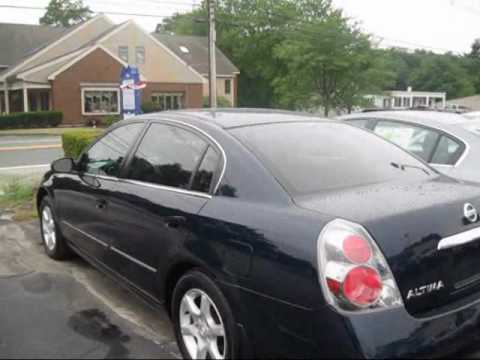 2005 nissan altima ignition problem doovi. Black Bedroom Furniture Sets. Home Design Ideas