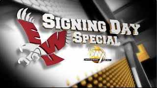 EWU Football 2016 National Signing Day Show